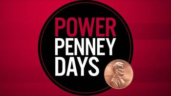 JCPenney Power Penney Days TV Spot, 'Kids' Tees and Cooking Appliances'