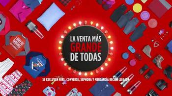 JCPenney La Venta Más Grande de Todas TV Spot, 'Toallas' [Spanish] - Thumbnail 9