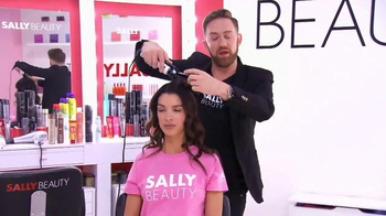 Sally Beauty Supply Fall Color Sale TV Spot, 'Lifetime: Bombshell Waves' - Thumbnail 6
