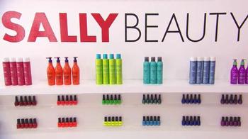 Sally Beauty Supply Fall Color Sale TV Spot, 'Lifetime: Bombshell Waves' - Thumbnail 8