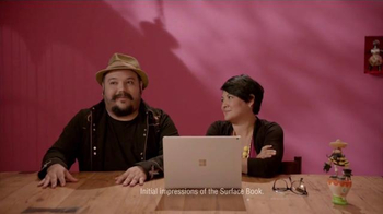 Microsoft Surface Book TV Spot, 'The Book of Life' - Thumbnail 2