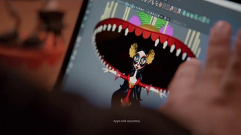 Microsoft Surface Book TV Spot, 'The Book of Life' - Thumbnail 6