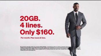 Verizon TV Spot, 'Asterisk' Featuring Jamie Foxx - Thumbnail 5