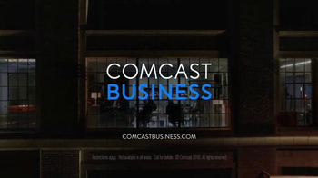 Comcast Business TV Spot, 'Speed Always Wins' - Thumbnail 10