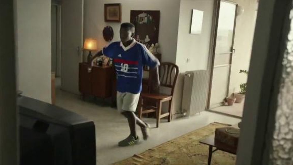 9c664bed1 adidas TV Commercial, 'Football Needs Creators' Featuring Paul Pogba -  iSpot.tv
