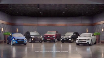 Chevrolet TV Spot, 'Awards: Cruze' - Thumbnail 5