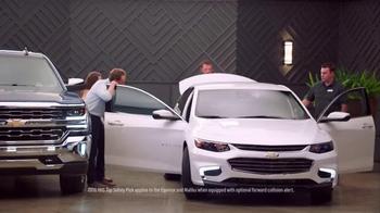 Chevrolet TV Spot, 'Awards: Cruze' - 4964 commercial airings