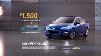 Chevrolet TV Spot, 'Awards: Cruze' - Thumbnail 9