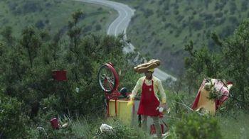 TireRack.com TV Spot, 'Hot Dog Cart vs. Mountain Road'