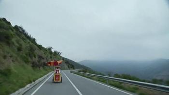 TireRack.com TV Spot, 'Hot Dog Cart vs. Mountain Road' - Thumbnail 3