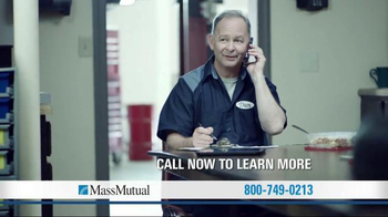 MassMutual Guaranteed Acceptance Life Insurance TV Spot, 'Collision' - Thumbnail 10