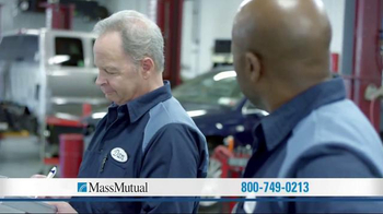 MassMutual Guaranteed Acceptance Life Insurance TV Spot, 'Collision' - Thumbnail 3
