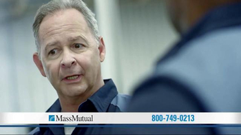 MassMutual Guaranteed Acceptance Life Insurance TV Spot, 'Collision' - Thumbnail 4