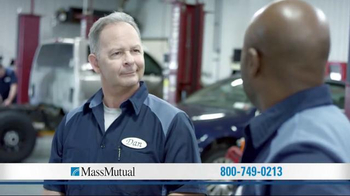 MassMutual Guaranteed Acceptance Life Insurance TV Spot, 'Collision' - Thumbnail 5
