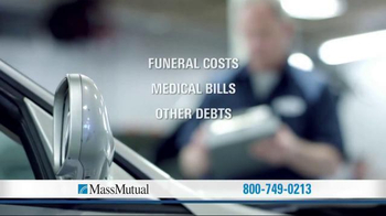 MassMutual Guaranteed Acceptance Life Insurance TV Spot, 'Collision' - Thumbnail 6