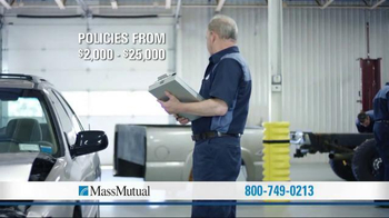 MassMutual Guaranteed Acceptance Life Insurance TV Spot, 'Collision' - Thumbnail 7