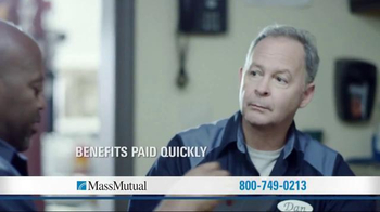 MassMutual Guaranteed Acceptance Life Insurance TV Spot, 'Collision' - Thumbnail 8