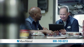 MassMutual Guaranteed Acceptance Life Insurance TV Spot, 'Collision' - Thumbnail 9