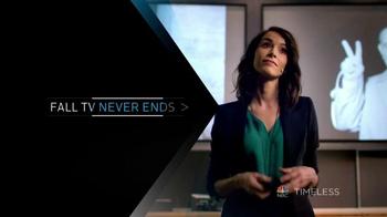 XFINITY On Demand TV Spot, '2016 Fall TV Shows'