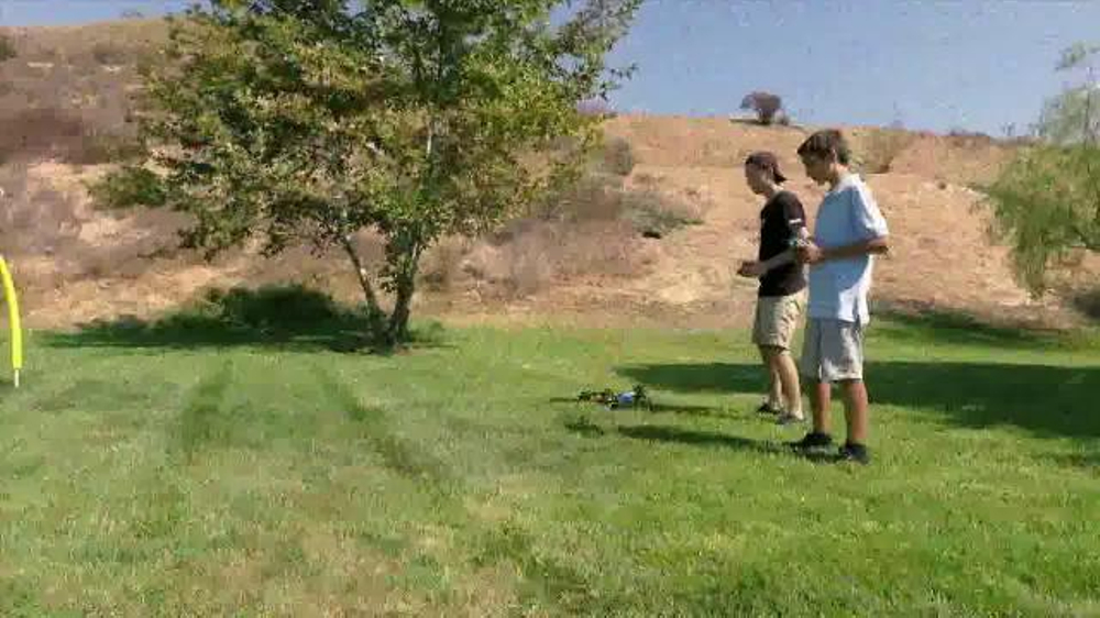 Air Hogs Helix Race Drone TV Commercial Like A Pro