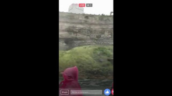 Facebook Live TV Spot, 'Waterfall' - Thumbnail 3