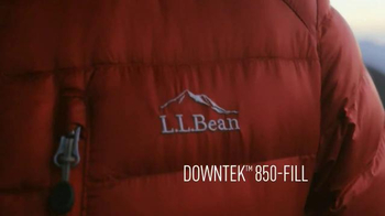 L.L. Bean Ultralight 850 Down Jacket TV Spot, 'Happier' Feat. Seth Wescott - Thumbnail 2