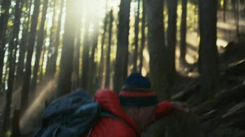 L.L. Bean Ultralight 850 Down Jacket TV Spot, 'Happier' Feat. Seth Wescott - Thumbnail 3