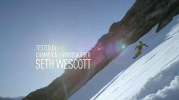 L.L. Bean Ultralight 850 Down Jacket TV Spot, 'Happier' Feat. Seth Wescott - Thumbnail 5