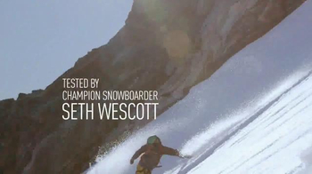 L.L. Bean Ultralight 850 Down Jacket TV Spot, 'Happier' Feat. Seth Wescott - Thumbnail 6
