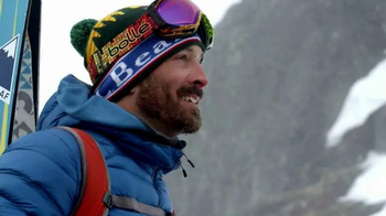 L.L. Bean Ultralight 850 Down Jacket TV Spot, 'Happier' Feat. Seth Wescott - Thumbnail 7