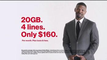 Verizon TV Spot, 'Limited' Featuring Jamie Foxx - Thumbnail 8