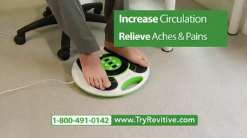 Revitive Circulation Booster TV Spot, 'Intense Home Therapy' - Thumbnail 5