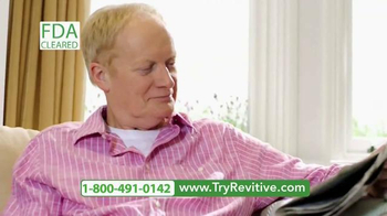 Revitive Circulation Booster TV Spot, 'Intense Home Therapy' - Thumbnail 6