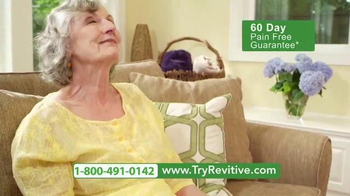 Revitive Circulation Booster TV Spot, 'Intense Home Therapy' - Thumbnail 8