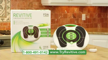 Revitive Circulation Booster TV Spot, 'Intense Home Therapy' - Thumbnail 9