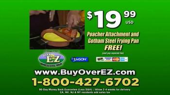 Gotham Steel Over EZ Omelette Pan TV Spot, 'Slides Right Out' - Thumbnail 10