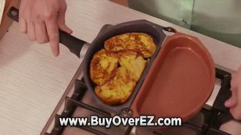 Gotham Steel Over EZ Omelette Pan TV Spot, 'Slides Right Out' - Thumbnail 5