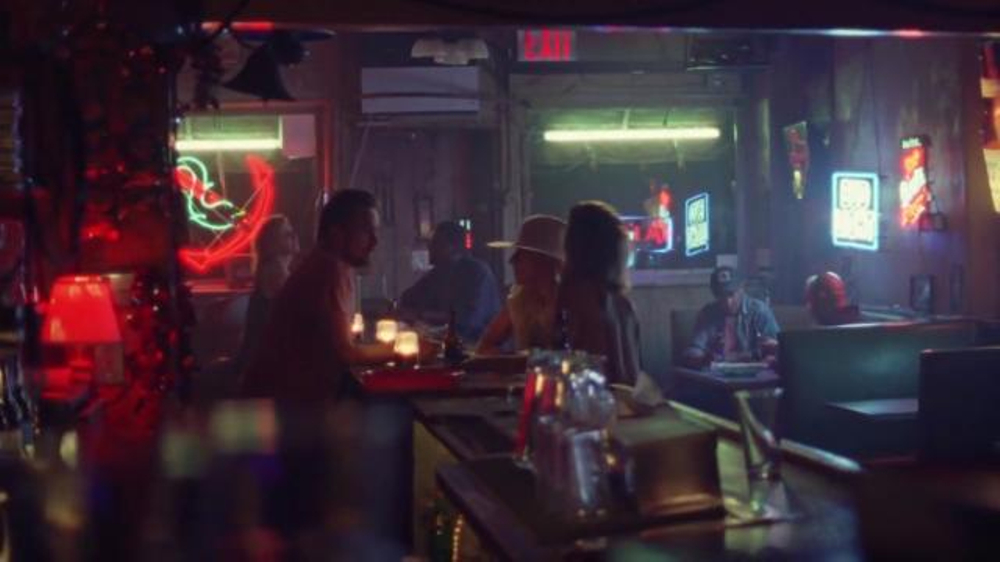 Bud Light TV Commercial, 'Bud Light + Lady Gaga Dive Bar Tour: Joanne' -  Video