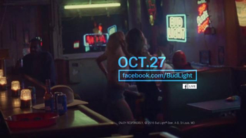 Bud Light TV Spot, 'Bud Light + Lady Gaga Dive Bar Tour: Joanne' - Thumbnail 7