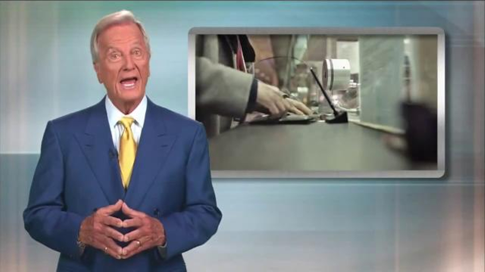 Swiss America TV Commercial, 'War on Cash' Featuring Pat Boone