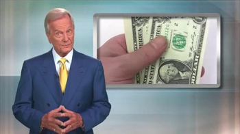 Swiss America TV Spot, 'War on Cash' Featuring Pat Boone - Thumbnail 1