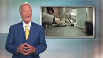 Swiss America TV Spot, 'War on Cash' Featuring Pat Boone - 60 commercial airings