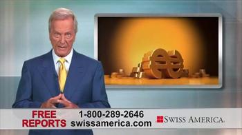 Swiss America TV Spot, 'War on Cash' Featuring Pat Boone - Thumbnail 4