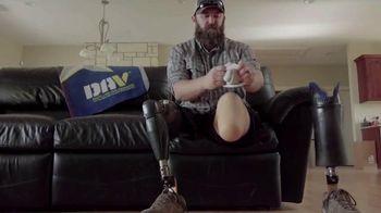Disabled American Veterans TV Spot, 'Big Challenges Ahead'