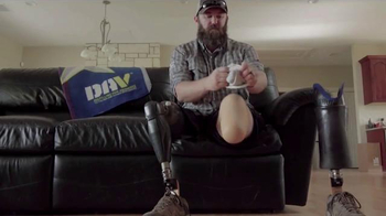 Disabled American Veterans TV Spot, 'Big Challenges Ahead' - 72 commercial airings