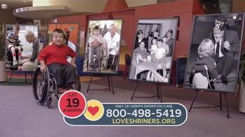 Shriners Hospitals for Children TV Spot, 'Today' - Thumbnail 4