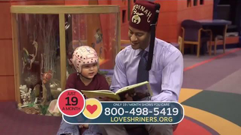 Shriners Hospitals for Children TV Spot, \'Today\'