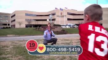Shriners Hospitals for Children TV Spot, 'Today' - Thumbnail 8