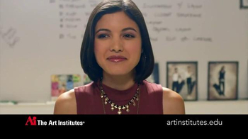The Art Institutes TV Spot, 'Opinions: Winter Quarter'