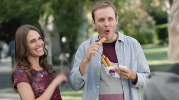 Taco Bell Rolled Chicken Tacos TV Spot, 'Baby' - Thumbnail 2